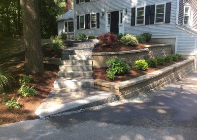 steps-walkway-plantings-block-wall-3