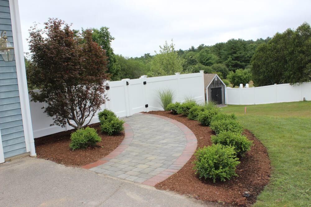 walkway-plantings