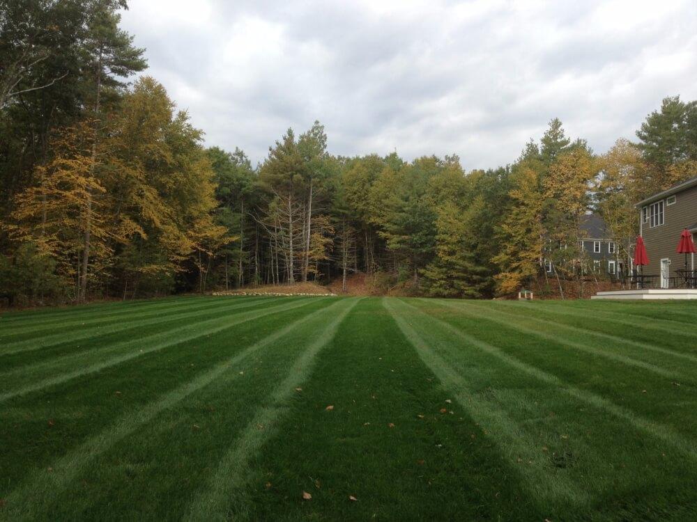 Lawn installation landscape company hanson ma e for Landscaping companies